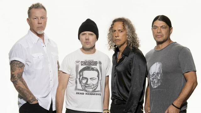 Metallica ganha o titulo de maior banda em turnê ultrapassando AC/DC e Guns' N Roses