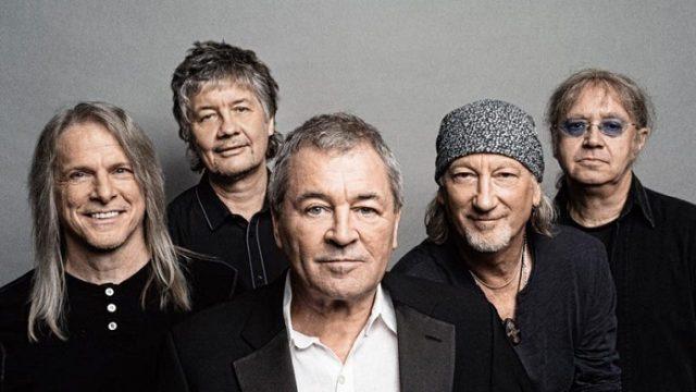 Novo álbum do Deep Purple sai em dezembro
