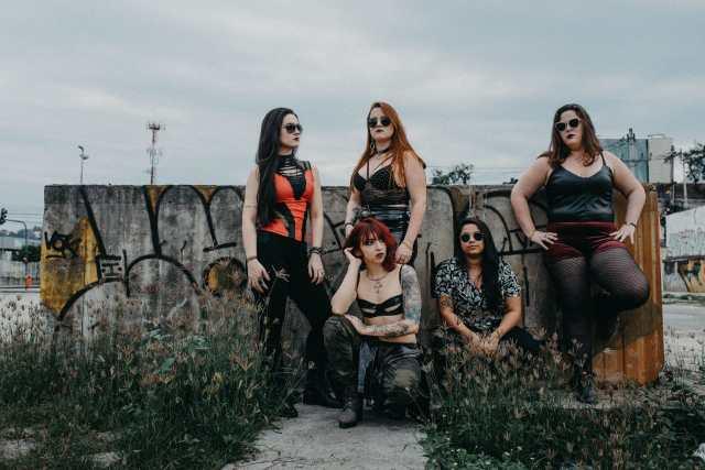 Apartamento 405 recebe o rock feminista da Venuz