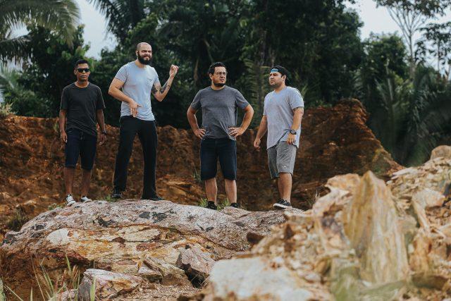 Conheça o novo clipe da banda O Retrô Ativo