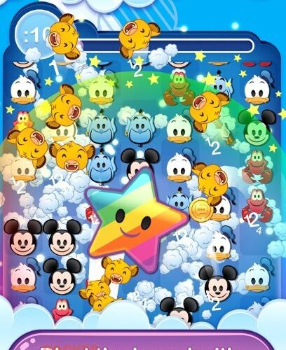 Disney Emoji Blitz Apk Download