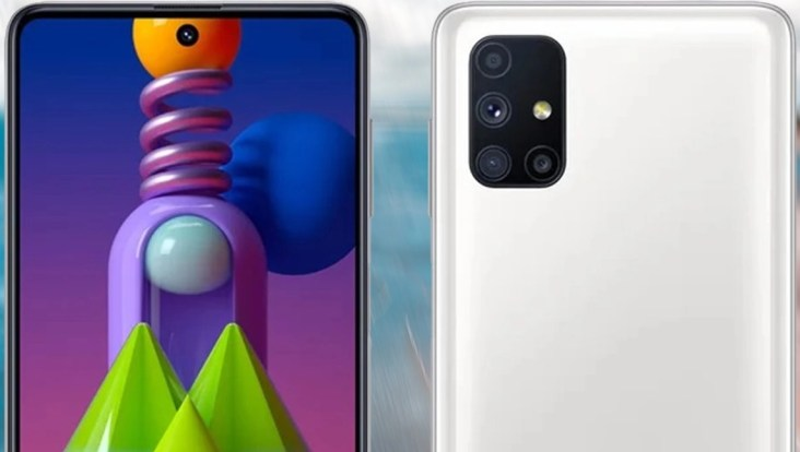 Galaxy M51 features leaked