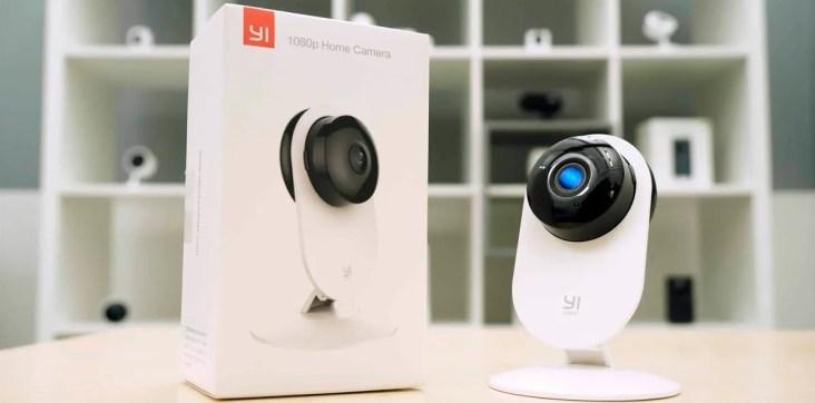 Home camera yi