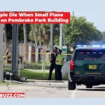 Two People Die When Small Plane Crashed on Pembroke Park Building