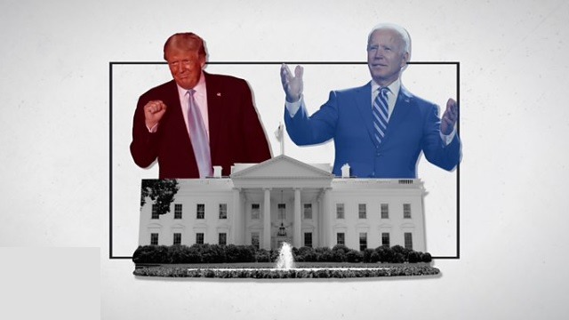 Trump and Biden are badly insulting in chaotic discussions