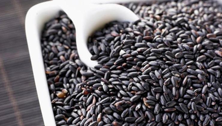 Black rice health benefits