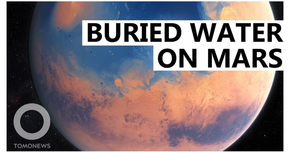 Mars beneath