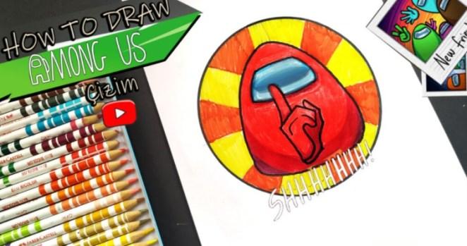 Draw among us