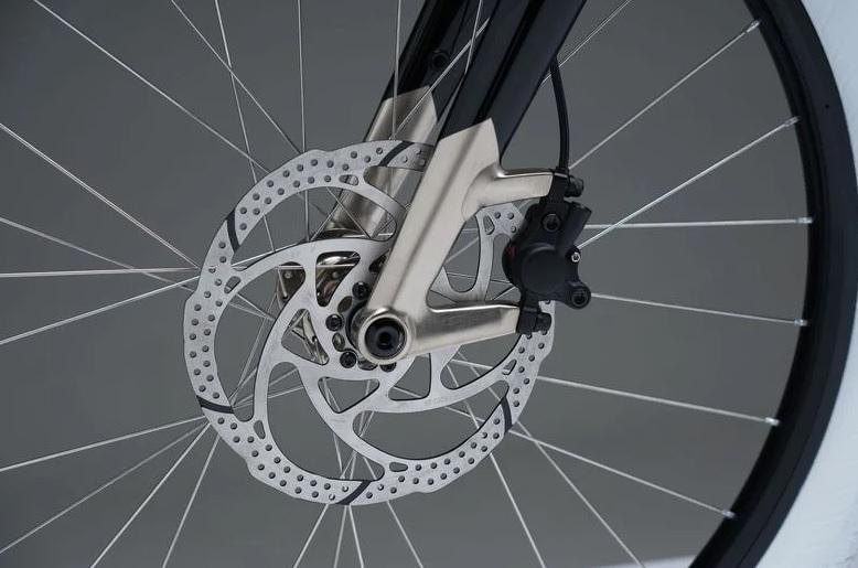 Harley Davidson's Front wheel