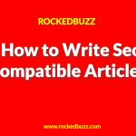How to Write Seo