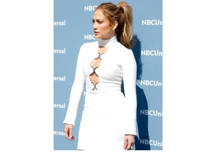Jennifer Lopez ponytail