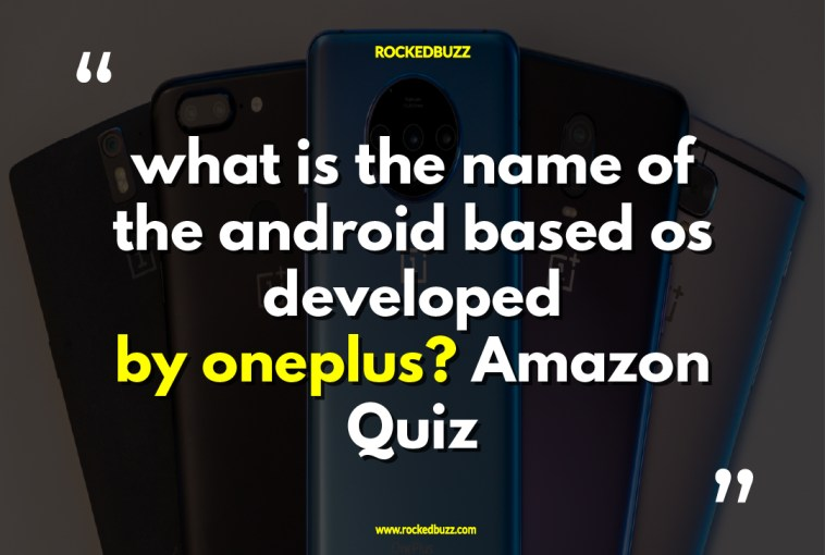 what is the name of the android based os developed rockedbuzz