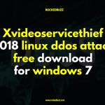 xvideoservicethief 2018 linux ddos attack free download for windows 7