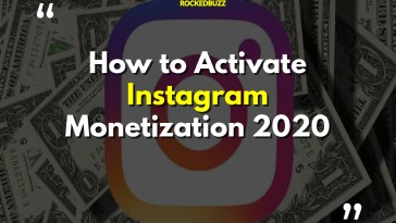 Activate Instagram Monetization