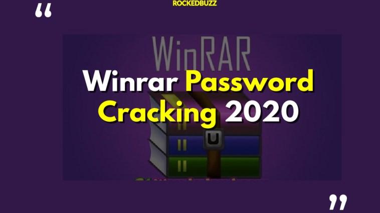 Winrar Password Crack
