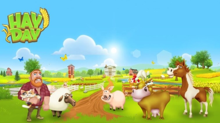 Where is Hay Day Shelter Book Stand