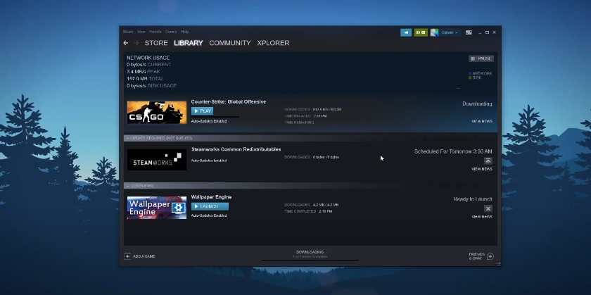 How to Fix Steam Disc Burn Error