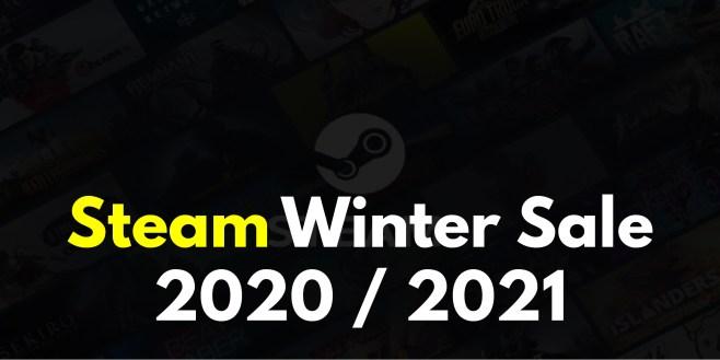 Steam Winter Sale 2020--