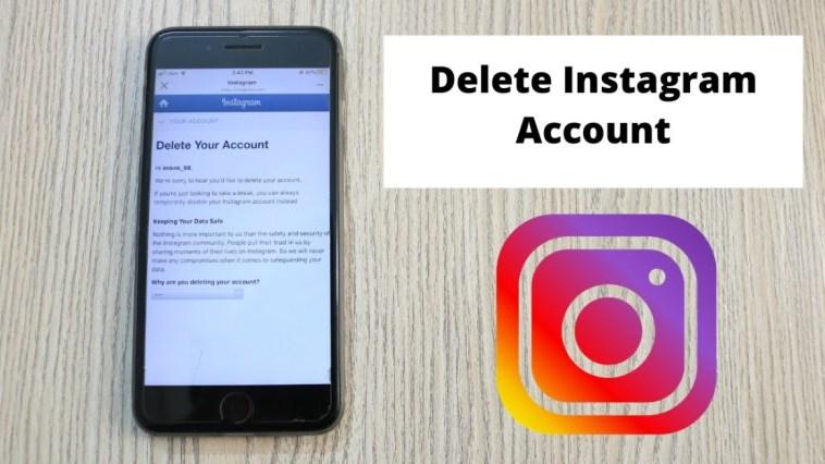 Delete your Instagram account permanently
