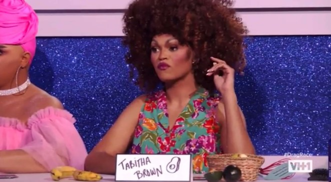 Fans of RuPauls Drag Race are aghast after RuPaul said he doesnt consider actor and social media personality Tabitha Brown to be famous