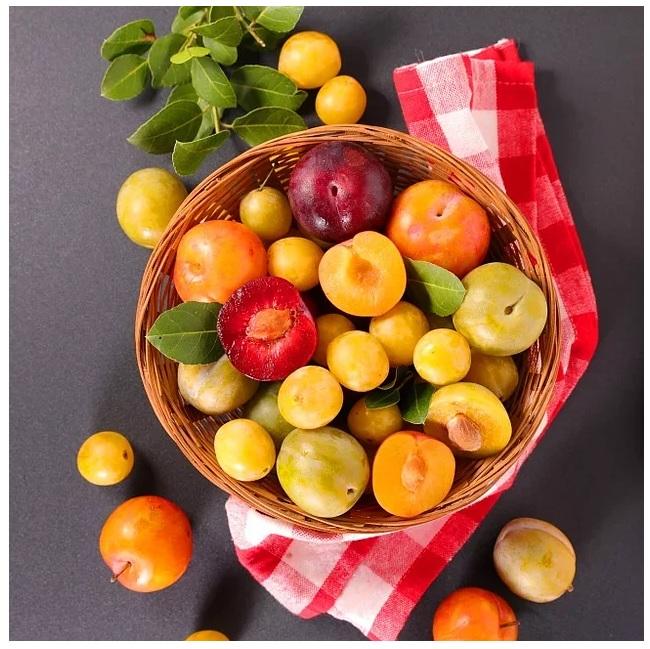 Apple and plum varieties
