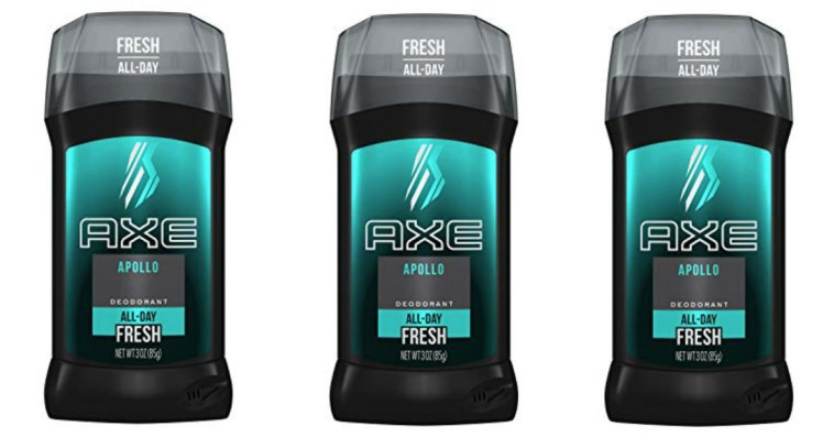 Axe Body Wash Coupons