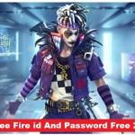 Free fire free accounts