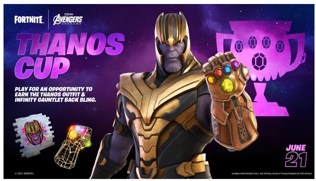 How many points to get Thanos skin