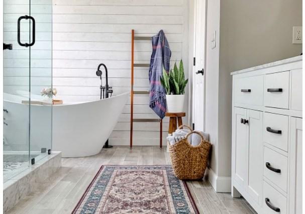 Ruggable Bathroom Rug