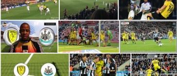Newcastle vs. Burton Albion