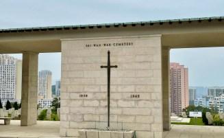 Sai Wan Cemetery and hike
