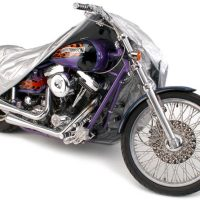 Cover Motor Ruby250