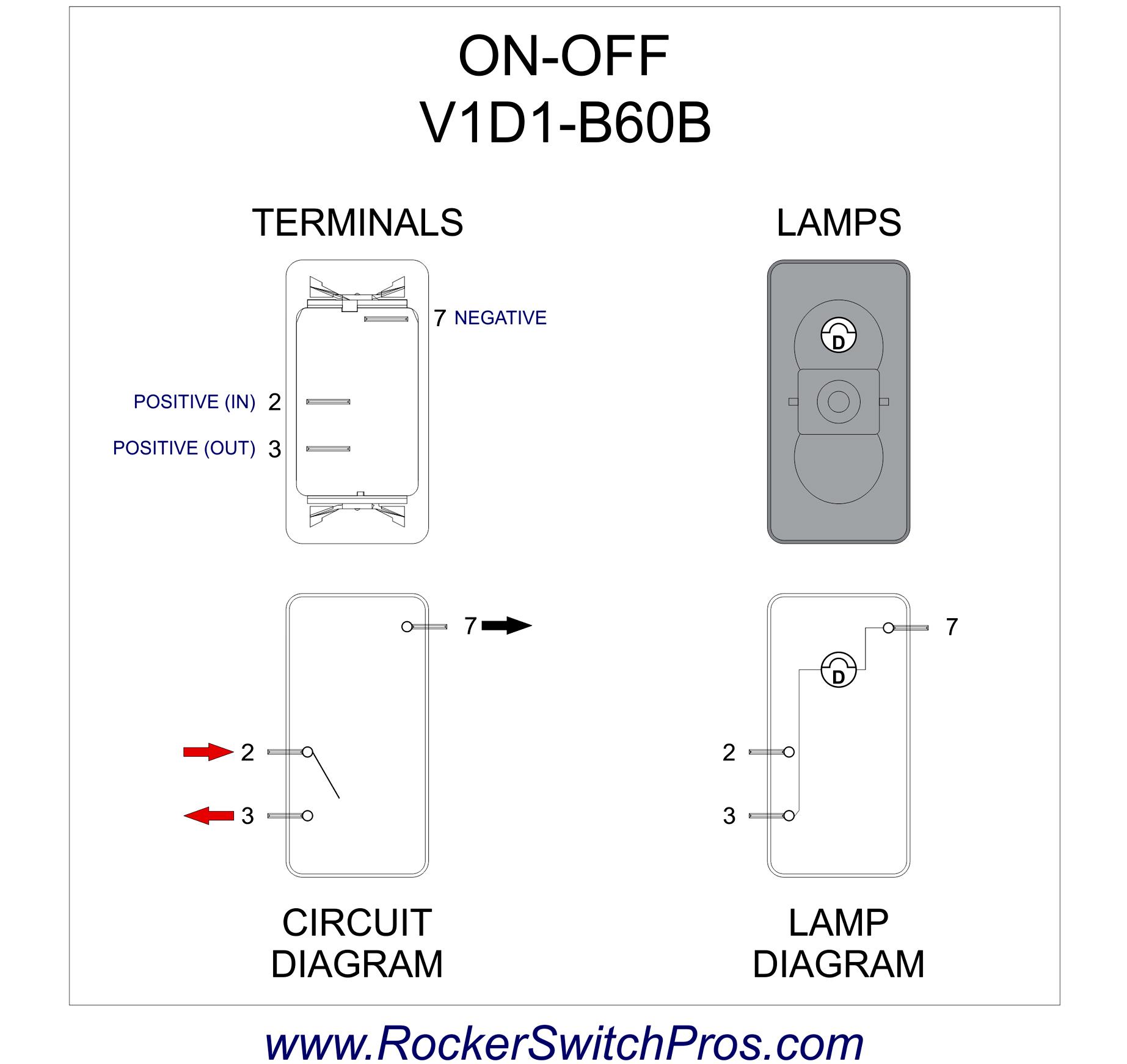 Spdt Switch Wiring Diagram - Merzie.net