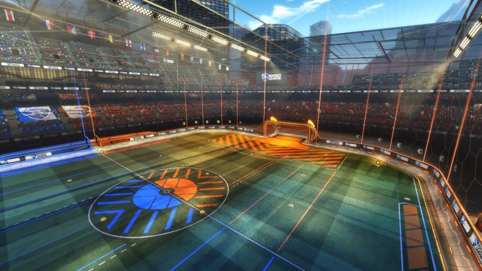 Super Hard Redirects For All Stars On PC Training Rocket League Garage