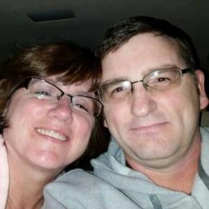 Greg & Pattie