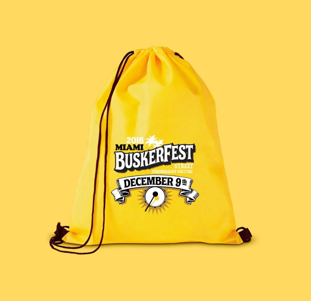 Buskerfest Bags