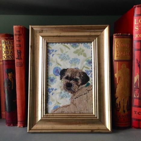 Stanley on the shelf