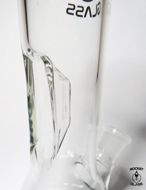 Rocket Glass Beaker Bong #3