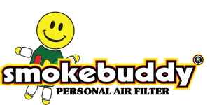 smoke buddy branded logo