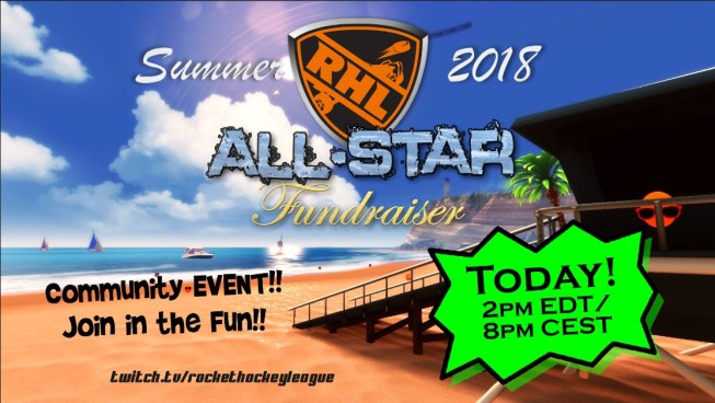 All-star Fundraiser Event