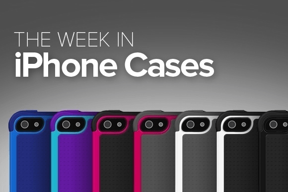 The Week in iPhone Cases: Meet Nodus's Access, an iPad-esque folio case for your phone