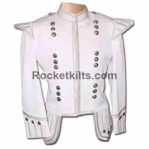 Doublet jacket, white doublet, doublet jackets, doublet, doublet clothing, drummer jacket, doublet brand