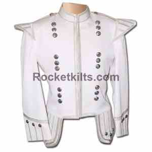 Doublet jacket, white doublet, doublet jackets, doublet, doublet clothing, drummer jacket, doublet brand