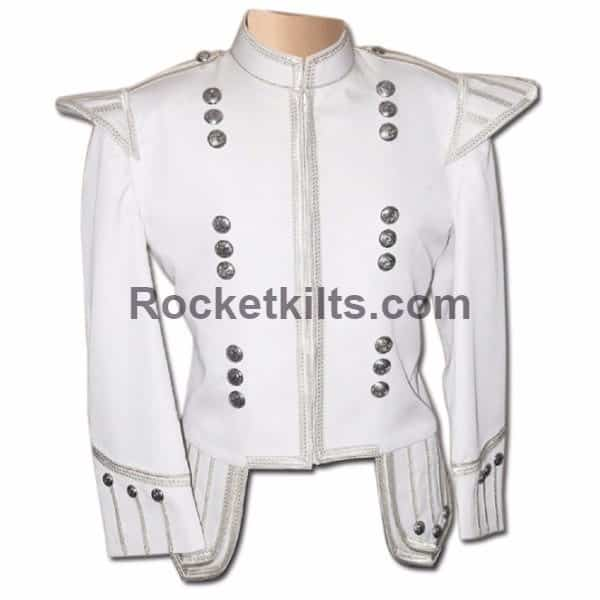 Military Style Jacket Mens
