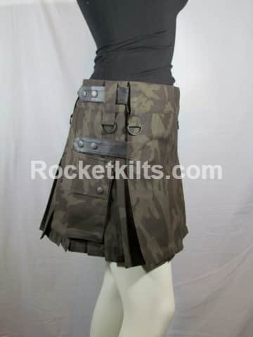 camo kilts for sale