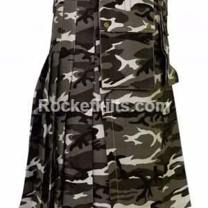 urban kilts,modern kilts,cargo kilt,camo kilt, camouflage kilt, kilt for sale, great kilt, camo kilts