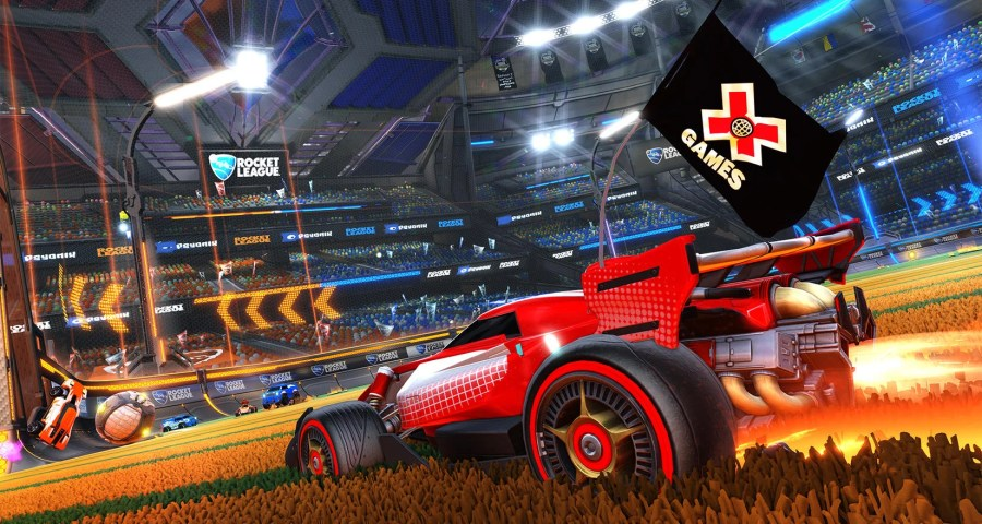 Rocket League Pros Take on the Summer X Games   Rocket League     Rocket League Pros Take on the Summer X Games Image