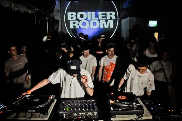 Adidas BoilerRoom Madrid