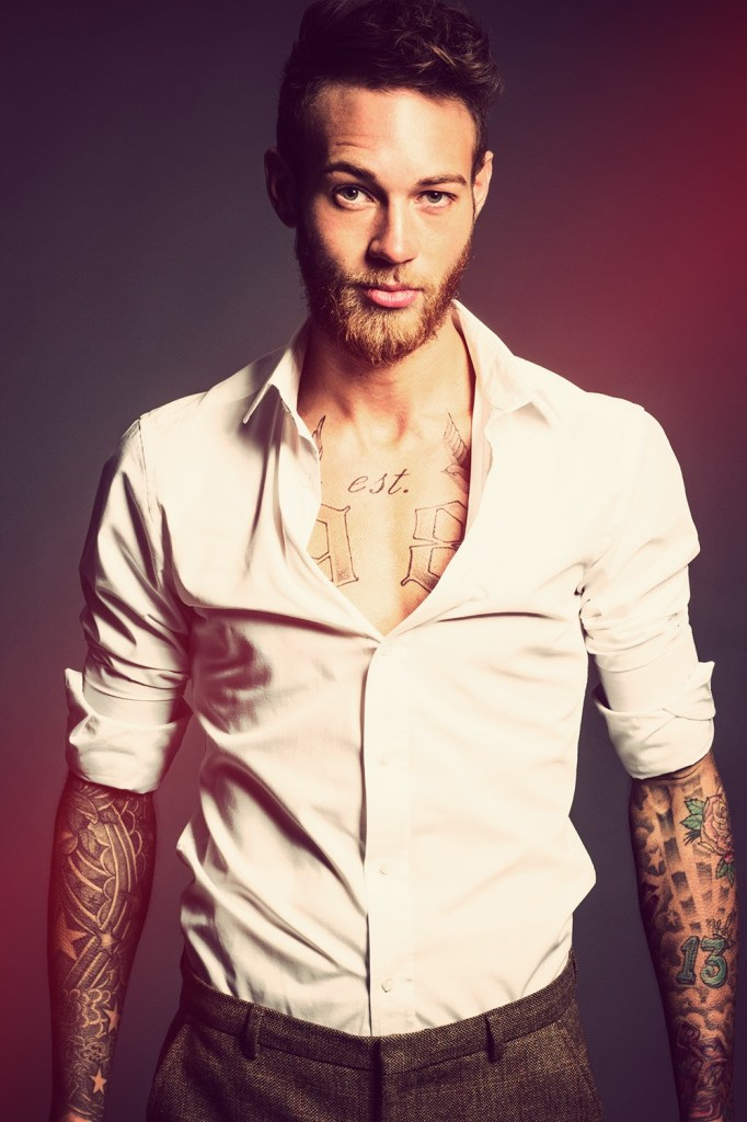 Billy Huxley by Maciek 10