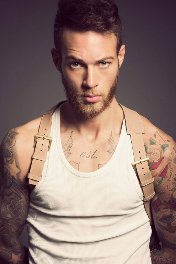 Billy Huxley by Maciek 7